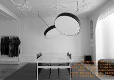 modern interior lighting pslab design