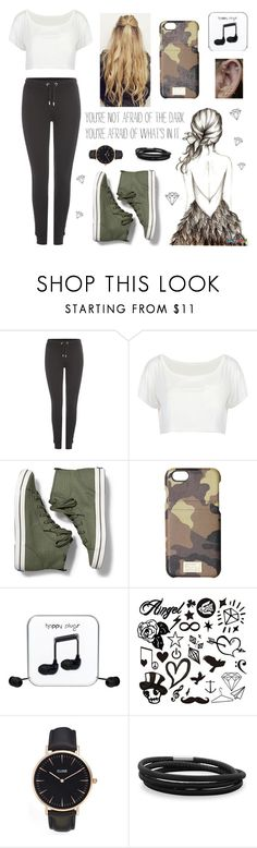 """Somebody To Love"" by daniela-vieira-2001 ❤ liked on Polyvore featuring Zoe Karssen, Keds, HEX, Happy Plugs, CLUSE and BillyTheTree"