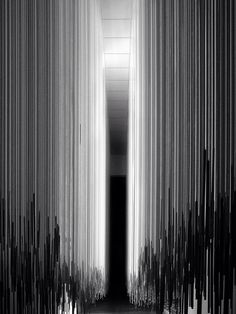 Franz Vari | glitch architectural photography