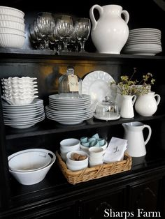 Eclectic Dining Room Hutch Design, Pictures, Remodel, Decor and Ideas - page 15