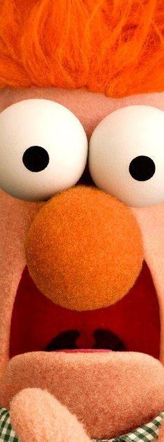 my favorite Muppet. besides Kermit, of course! Beaker Muppets, Les Muppets, Sesame Street Characters, Cartoon Characters, Jim Henson Puppets, Fraggle Rock, The Muppet Show, Muppet Babies, Miss Piggy