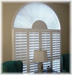 arched window treatment ideas - Google Search