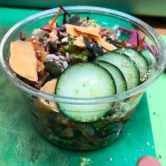 Et là #salade de débrouille vraiment très bien aussi !