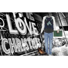 Designer Clothes, Shoes & Bags for Women Picture Icon, Christmas Pictures, Liverpool, Xmas, Neon Signs, Polyvore, Backgrounds, Ootd, Design