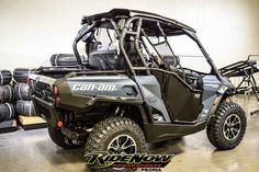 New 2017 Can-Am Commander LIMITED 1000 ATVs For Sale in Arizona. 2017 Can-Am Commander LIMITED 1000,
