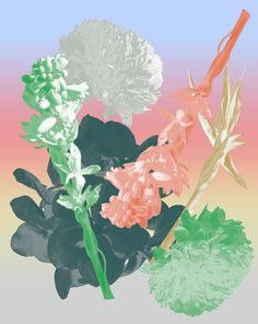 Contemporary photography and artwork Mauren Brodbeck Loyalland, Untitled 12 Contemporary Photography, Contemporary Art, Filmmaking, Artist, Artwork, Flowers, Color, Cinema, Work Of Art