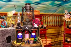 Pirates Birthday Party Ideas | Photo 1 of 99 | Catch My Party