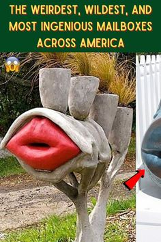 #Weirdest #Wildest #Most #Ingenious #Mailboxes #Across #America Huda Beauty Lipstick Swatches, Nude Lipstick, Ralph And Russo Shoes, Belly Button Piercing Cute, Short Blonde Bobs, Bump Pictures, Vivid Hair Color, Cute Christmas Outfits, Bff Birthday Gift