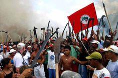 Movimentos de sem-terra invadem fazendas em 'ações pró-Lula'