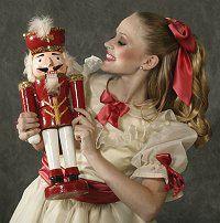 Klaramaya Masha Mari Stahlbaumova:The Nutcracker Suite Ballet.