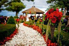 Aisle Marker Decor Ideas Wedding
