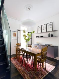 Decor Zone        • interior • home decor • decorating • living room • dining space • bedroom • workspace          — gravity-gravity:   Photography by Maree Homer via...