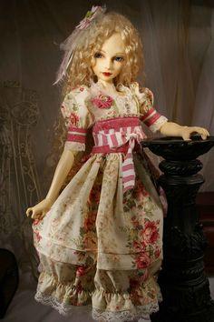 Dolls by Denise Maisak