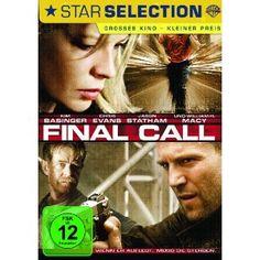 Final Call: Amazon.de: Kim Basinger, Chris Evans, Jason Statham, John Ottman, David R. Ellis: Filme & TV