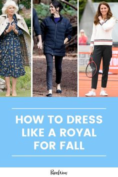 Here are nine fabulous and royally-approved autumn outfits inspired by Europe's most stylish royal women. #royal #fashion British Royal Family Tree, Royal Family Trees, Princess Sofia Of Sweden, Princess Beatrice, Princess Eugenie, Princess Victoria, Old Navy Jeans, Black Skinnies, Color Trends