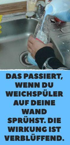 2 Zutaten: Alte Tapete Einfach Und Spurlos Entfernen.