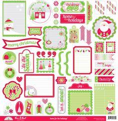 Doodlebug's new Christmas collection!