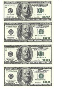 Edible 100 dollar bill Cake toppers by on Etsy Dollar Bill Cake, 100 Dollar Bill, Dollar Money, Dollar Bills, Money Template, Bill Template, Cake Templates, Fake Money Printable, Money Cake