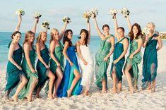 Consejos para elegir el look ideal para tu damas de honor   NUPCIAS Magazine