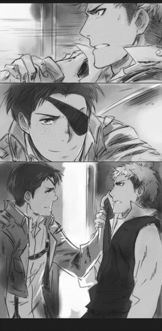 WAIT WHAT IF WHEN MARCO COMES BACK HE'S A BAD GUY (Also, wrong eye.)