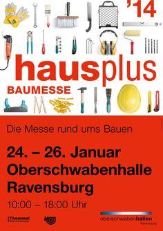 #Hausplus #Baumesse #Ravensburg #Oberschwabenhalle #Bodensee #Handwerk