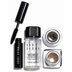 Bobbi Brown Long-Wear Eye Kit (800800 BYR) ❤ liked on Polyvore featuring beauty products, makeup, beauty, fillers, cosmetics, accessories and bobbi brown