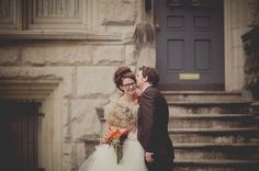 """A Rittenhouse Square """"first look"""" (Photo by Christina Campbell ofNina Lily Photography)"""