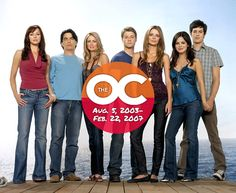 The O.C.! The show's 10 year anniversary was in August 2013. Still love it! Always will.