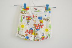 Vintage 1960s shorts 3T by GoodLad by StellaRaeVintageBaby on Etsy, $18.00