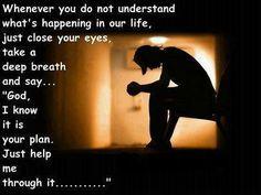 God always knows best!