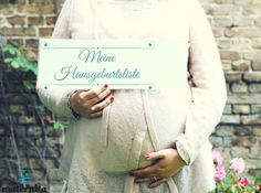Meine Hausgeburtsliste #schwangerschaft #Geburt #Hausgeburt #baby #gesundheit #homebirth