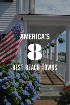 America's Best Beach Towns #purewow