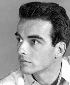 Montgomery Clift fotografiado por Alfredo Valente, 1948