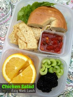 Healthy chicken lunch ideas for work - Burger king 2018 coupons - Food and drink Easy Lunches For Work, Easy Lunch Boxes, Healthy School Lunches, Lunch Box Recipes, Lunch Snacks, Box Lunches, Lunchbox Ideas, Easy Work, Bento Lunchbox