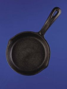Seasoning Directions for a Cast Iron Skillet thumbnail
