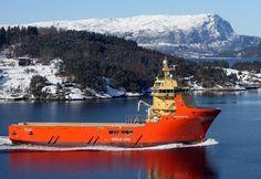 Siem Pilot platform supply vessel