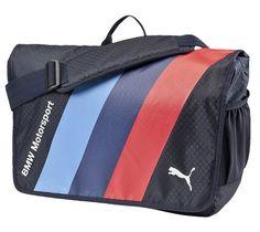 Puma BMW Motorsport Messenger Bag