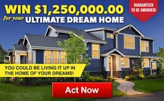 Enter our free online sweepstakes and contests for your chance to take home a fortune! Will you become our next big winner? Instant Win Sweepstakes, Online Sweepstakes, Pch Dream Home, Dream Homes, Lotto Winning Numbers, Win For Life, Winner Announcement, Lottery Winner, Publisher Clearing House