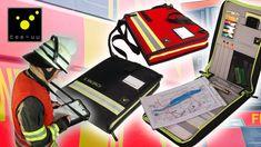 Gute Übersicht und der schnelle Zugriff im Einsatz. Das ist es, was den DOKU Organizer auszeichnet. Egal ob bei Feuerwehr, Rettungsdienst, THW oder Polizei: für die mobile Einsatzdokumentation ist der DOKU mit seiner vielseitigen Ausstattung das ideale Hilfsmittel.  Innenraum bietet bei Bedarf auch ausreichend Platz, um einen Tablet-PC mitzuführen.   Beim fußläufigen Erkunden besteht zudem die Möglichkeit, die Mappe mit einem Klettverschluss zu sichern und seitlich über die Schulter zu… Helfer, Organizer, Turntable, Music Instruments, Emergency Medical Services, The Documentary, Police, Fire Department, Explore