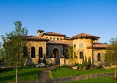 tuscan architecture homes | ...