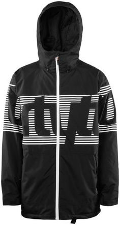 Lowdown Insulated Jacket. Size Large either black or red.
