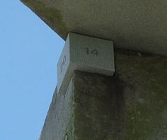 """A new block on which is inscribed """"2014"""" was recently added to the Georgia Guidestones. This eerie and mysterious monument just became even more eerie and mysterious."""