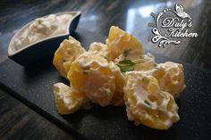 Duly's Kitchen: Patatas con Alioli