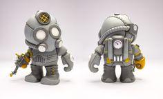RIVALS - Steampunk Designer Toys - Shopstarter