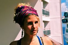 Hair with Flair~ diy scarf turban Buying Clothing When Christmas Shopping Article Body: Christmas sh Boho Hairstyles, Pretty Hairstyles, Updo Hairstyle, Hairdos, Hair With Flair, Diy Scarf, Scarf Wrap, Boho Girl, How To Wear Scarves