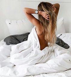 bed - blonde - time to get up - Descubre y comparte las imágenes más hermosas del mundo