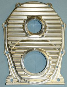 New Billet Timing Cover 413, 440, 426 Wedge and Hemi MoPar w seal - Finally