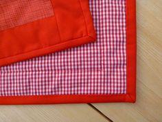 Quiltmanufaktur-Blog: Binding Tutorial - Anleitung zum Einfassen eines Quilts