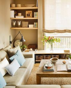 8 rincones que harán crecer tu casa · ElMueble.com · Escuela deco