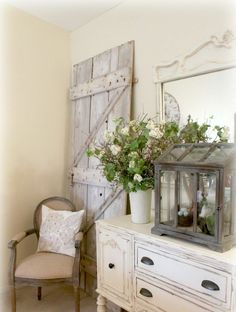 FRENCH COUNTRY COTTAGE: Shabby Little Dresser | Shabby Style ...